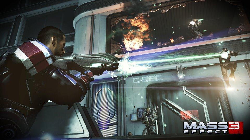 První obrázky z Mass Effect 3: From Ashes DLC 60918