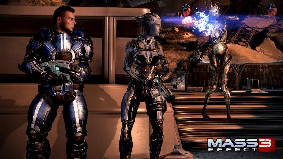 První obrázky z Mass Effect 3: From Ashes DLC 60919