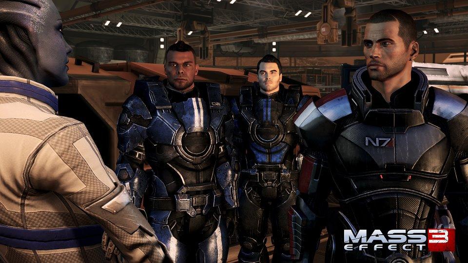 První obrázky z Mass Effect 3: From Ashes DLC 60920
