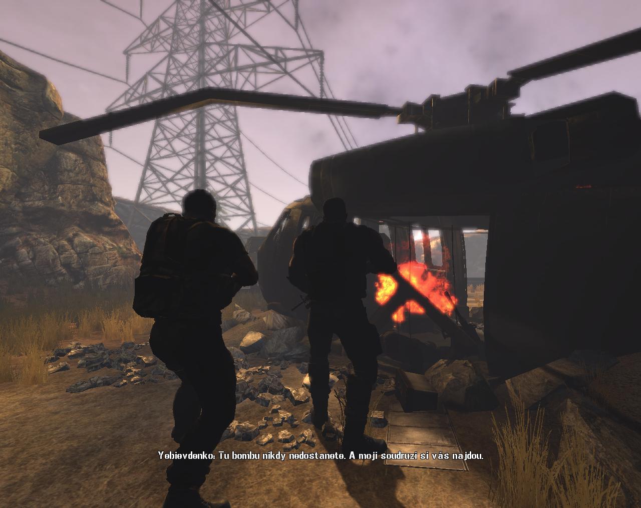 Global Ops: Commando Libya – tenkrát na jihu 60946