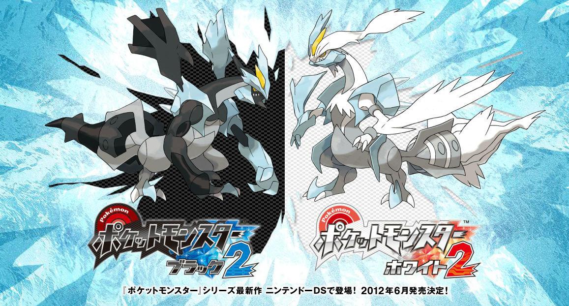 Oznámeno pokračování Pokémon Black and White 60956