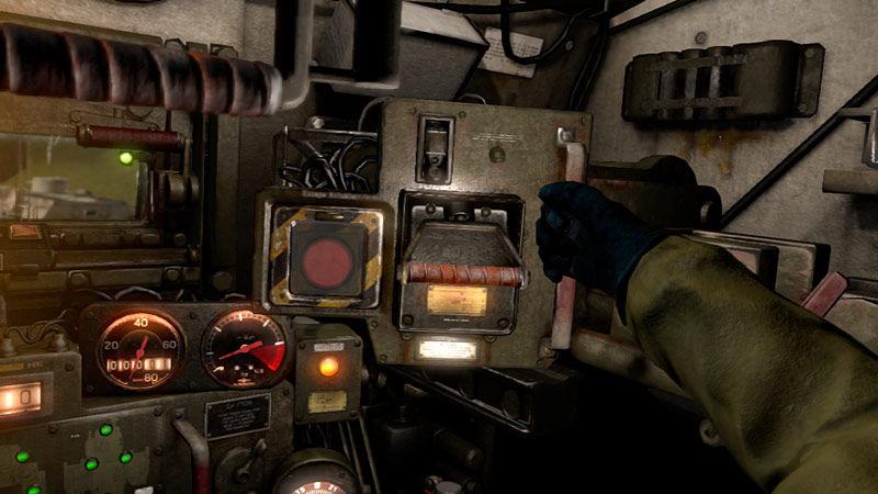 Steel Battalion – ani Kinect není všemocný 60975