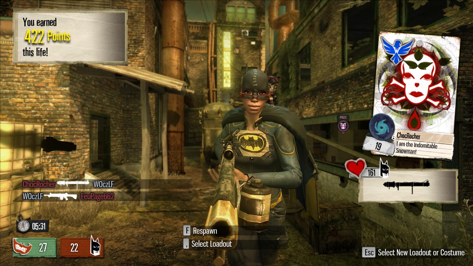 Gotham City Impostors - béčkové Team Fortress 60983