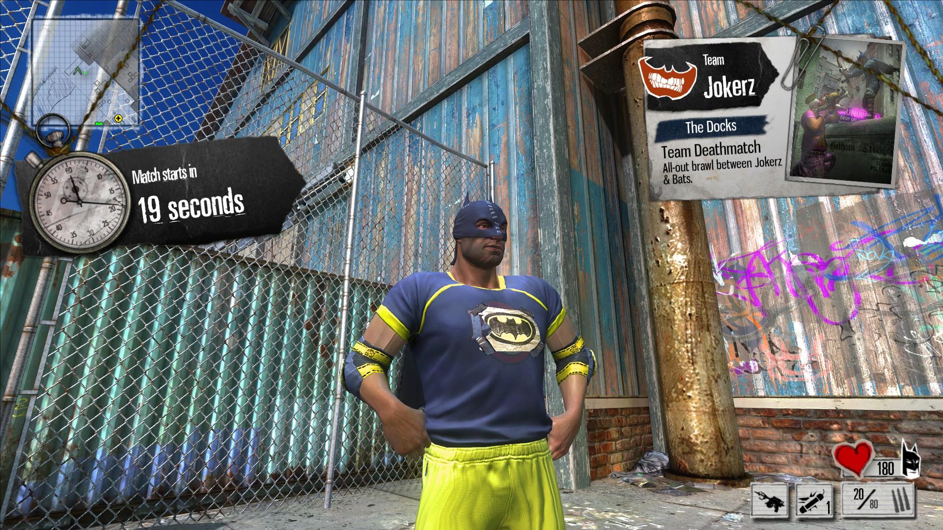 Gotham City Impostors - béčkové Team Fortress 60986
