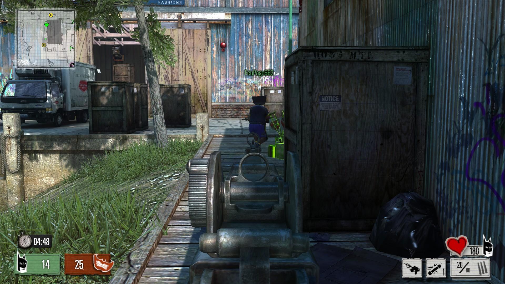 Gotham City Impostors - béčkové Team Fortress 60989