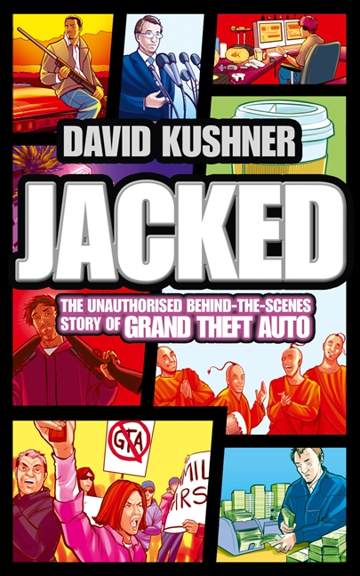 Kniha o GTA odhalí mnohá tajemství 61010