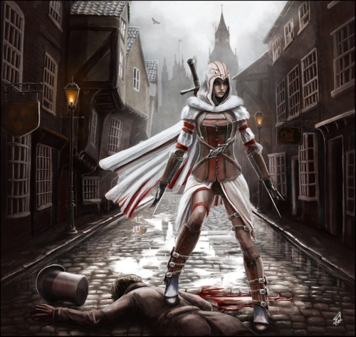 Jaký bude Assassin's Creed 3? 61047