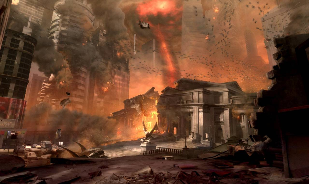 id Software zavřeli mobilní divizi, aby se mohli zaměřit na Doom 4 61073