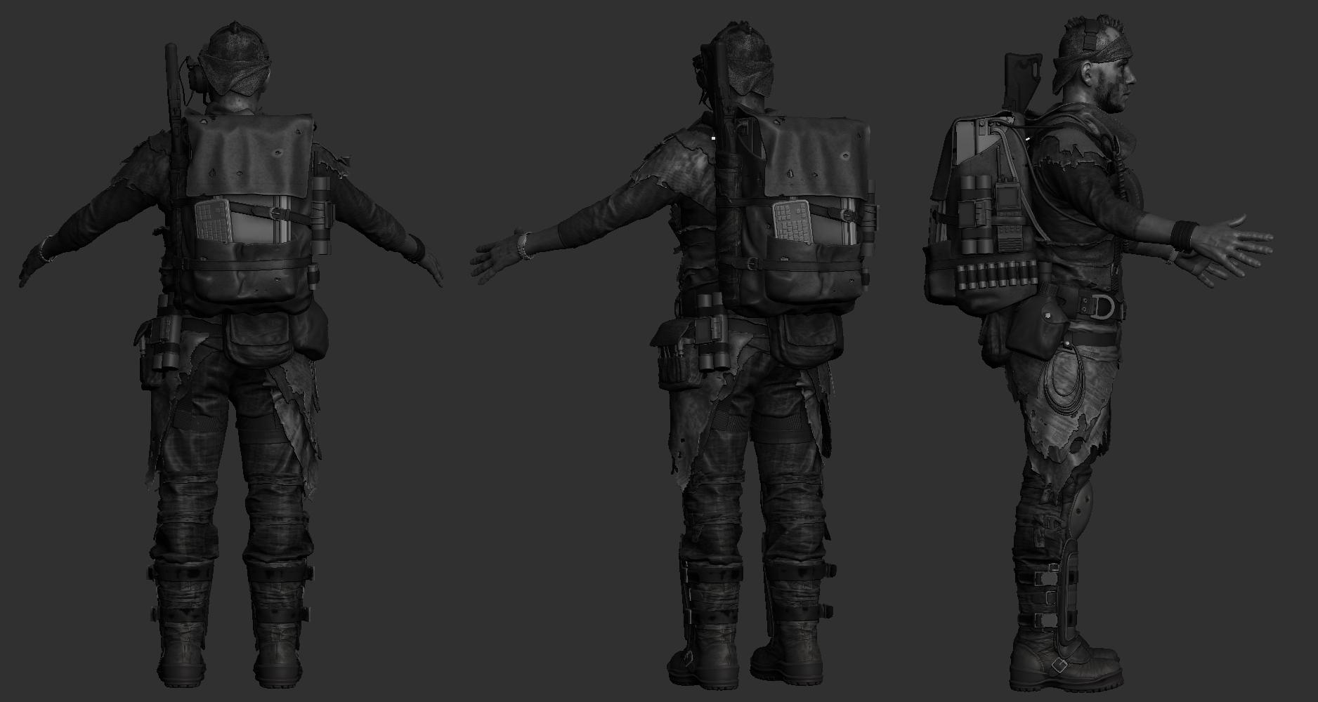 Doom 4 opět vnadí screenshoty a artworky 61108