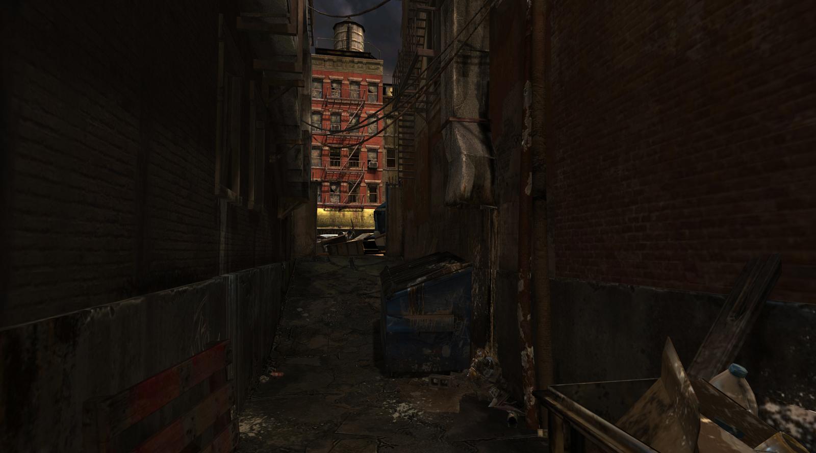 Doom 4 opět vnadí screenshoty a artworky 61122
