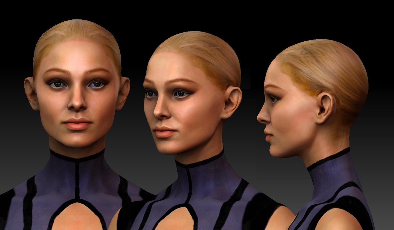 Doom 4 opět vnadí screenshoty a artworky 61177