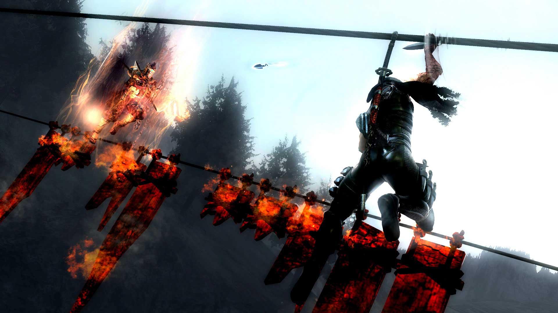 Ninja Gaiden 3 v deníčku a PS3 screenshotech 61279