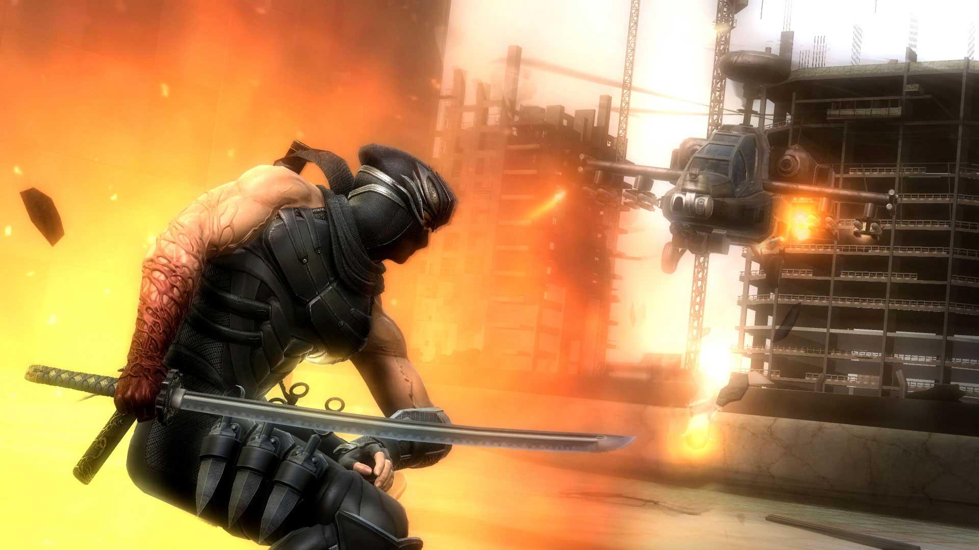 Ninja Gaiden 3 v deníčku a PS3 screenshotech 61280