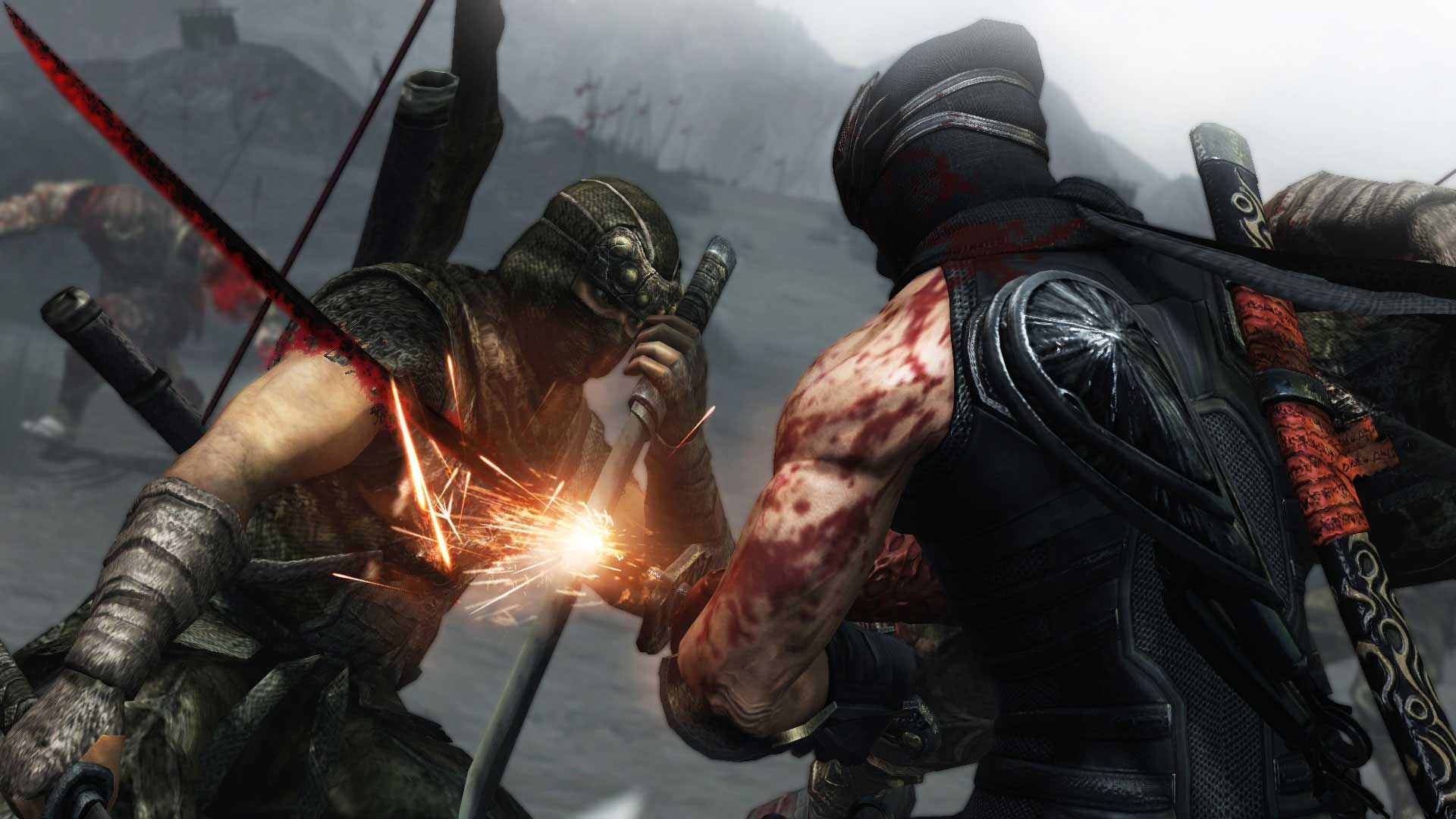 Ninja Gaiden 3 v deníčku a PS3 screenshotech 61281