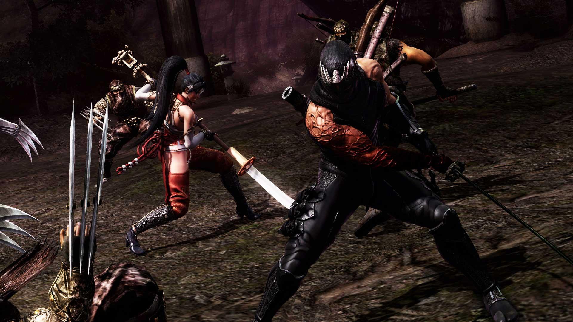 Ninja Gaiden 3 v deníčku a PS3 screenshotech 61282