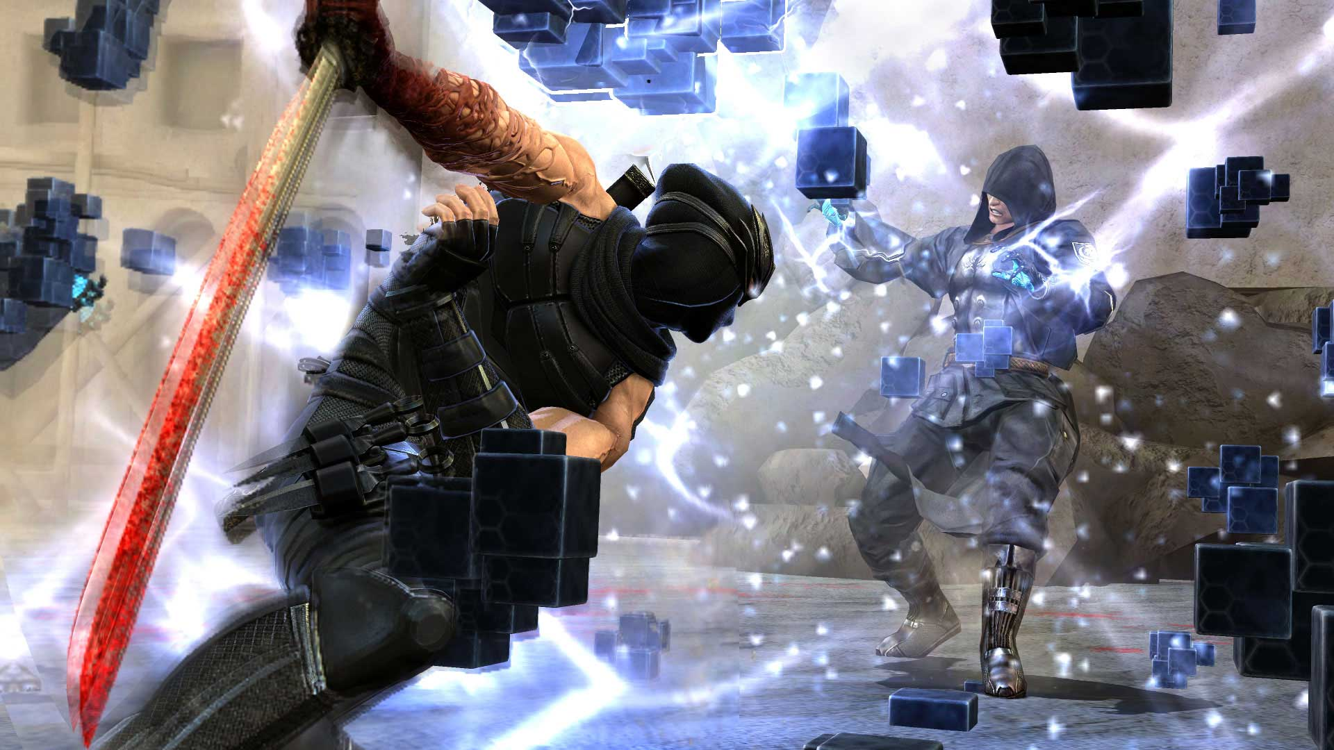 Ninja Gaiden 3 v deníčku a PS3 screenshotech 61283