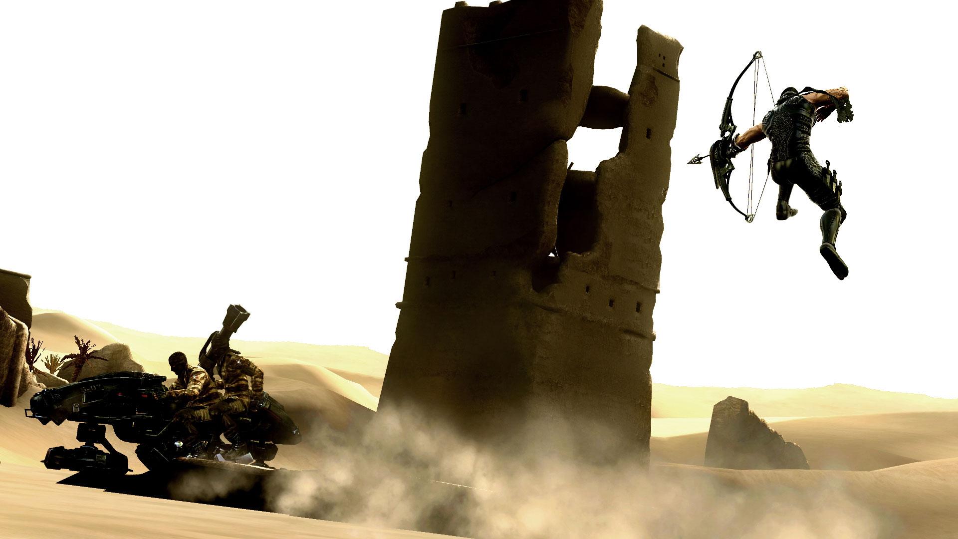Ninja Gaiden 3 v deníčku a PS3 screenshotech 61284