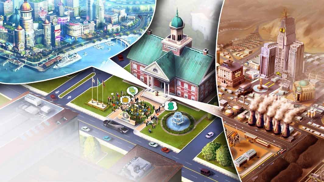 První obrázky z nového SimCity? 61291