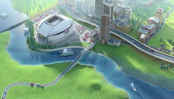 SimCity 5 bude obsahovat multiplayer i vychytaný engine 61294