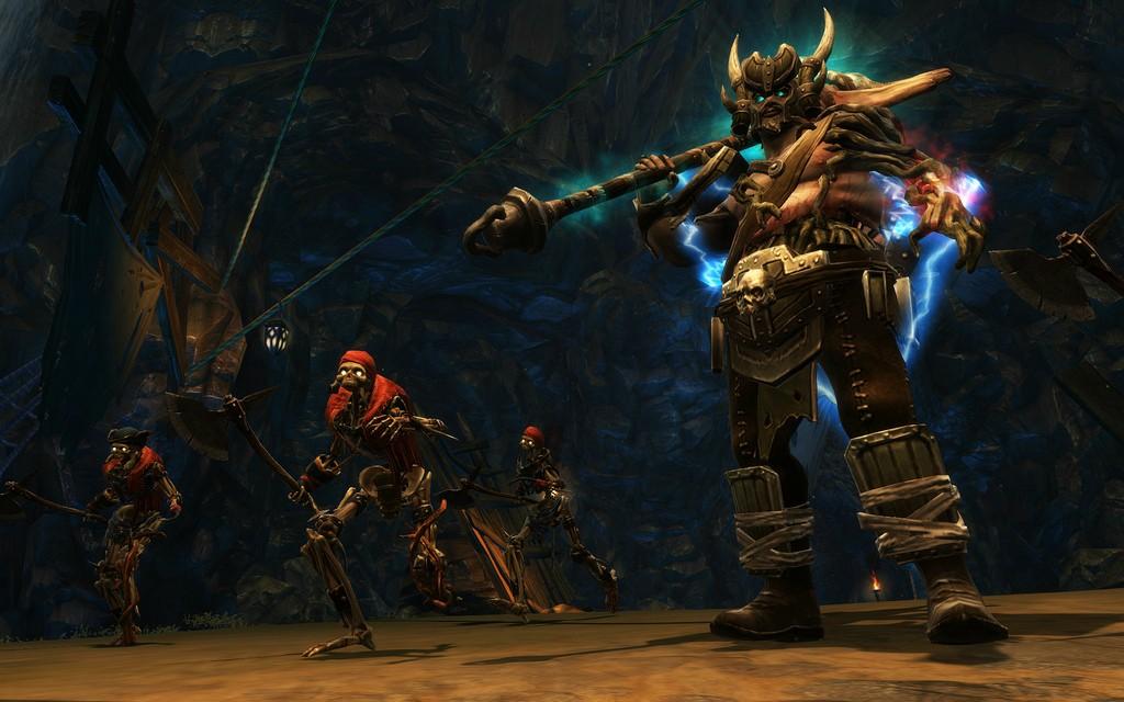 Kingdoms of Amalur chystá první DLC 61302
