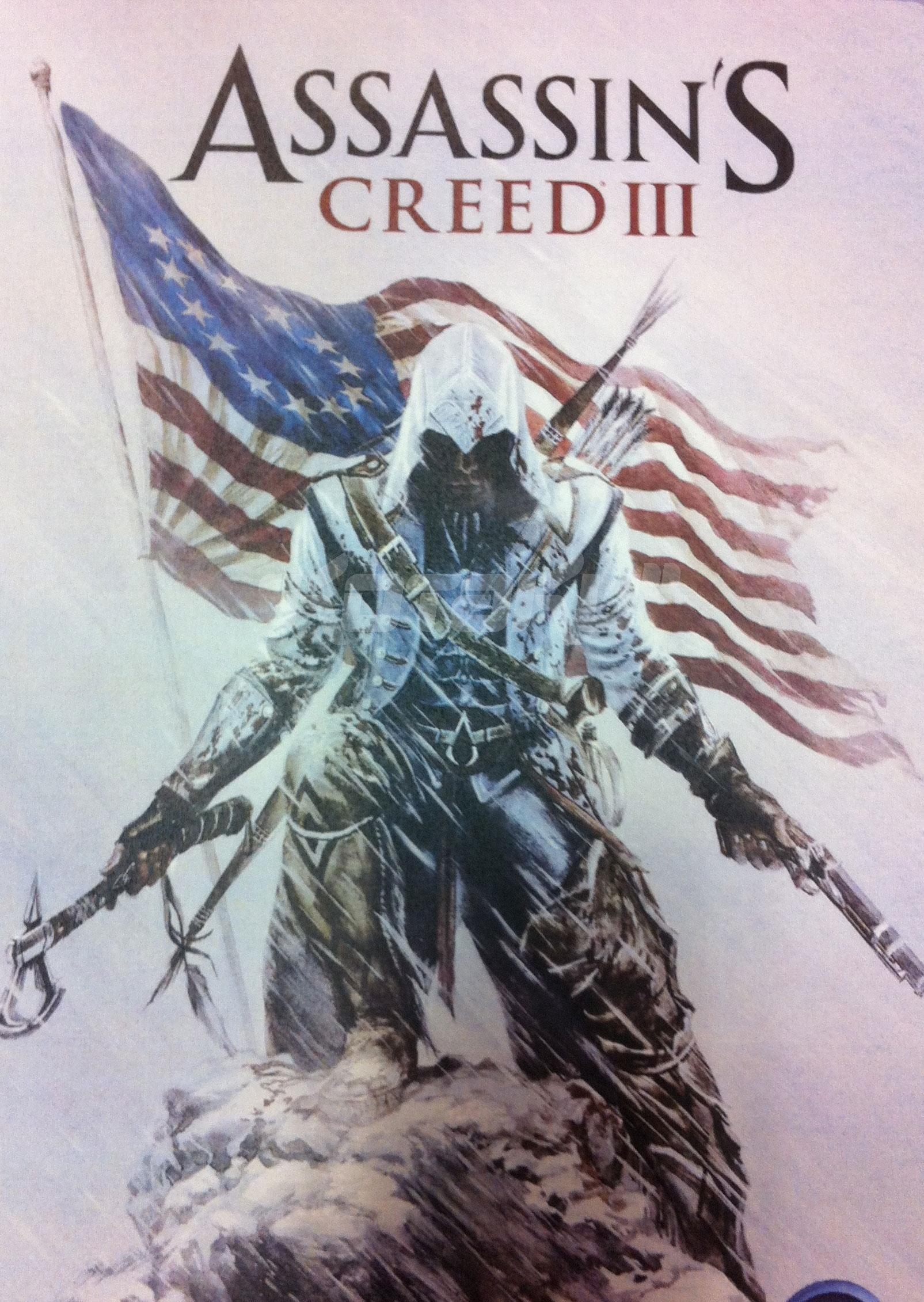 Assassin's Creed 3 oficiálně odhalen 61309