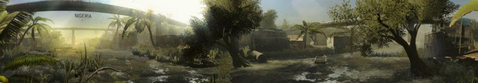 Panoramatické obrázky map z Ghost Recon: Future Soldier 61315