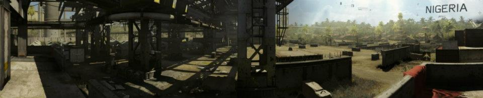Panoramatické obrázky map z Ghost Recon: Future Soldier 61316