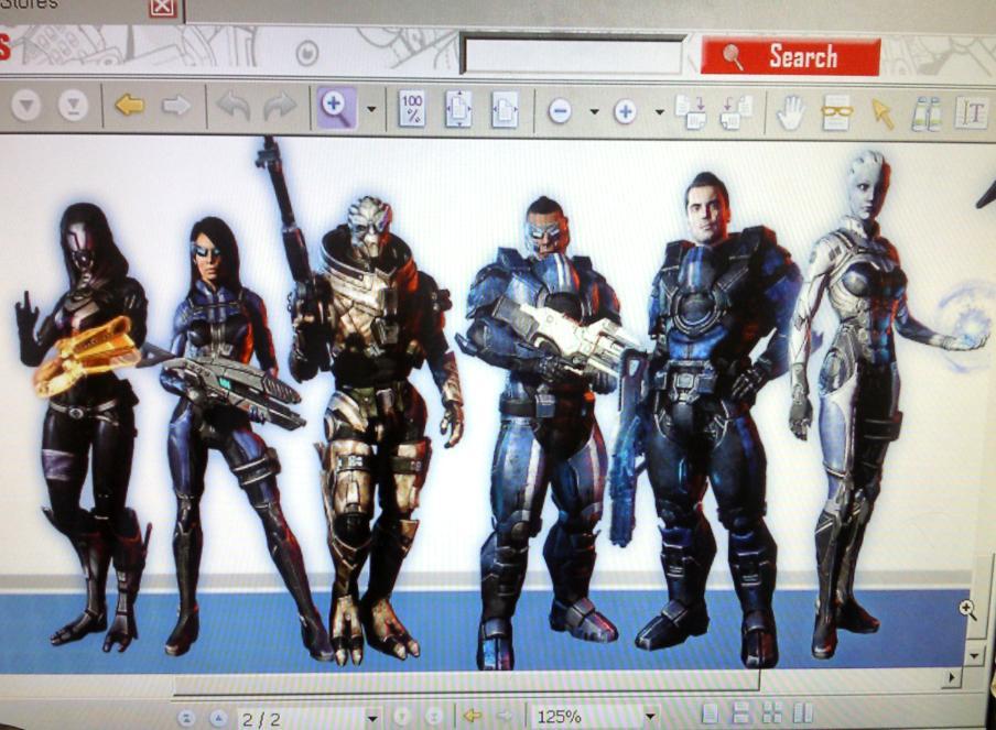 Mass Effect 3: From Ashes DLC odemkne alternativní výstroj 61347