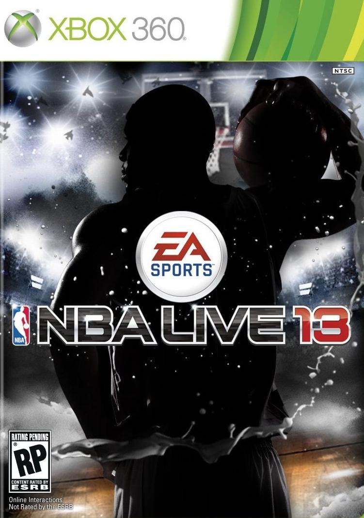 NBA Live 13 odhaluje obal 61356