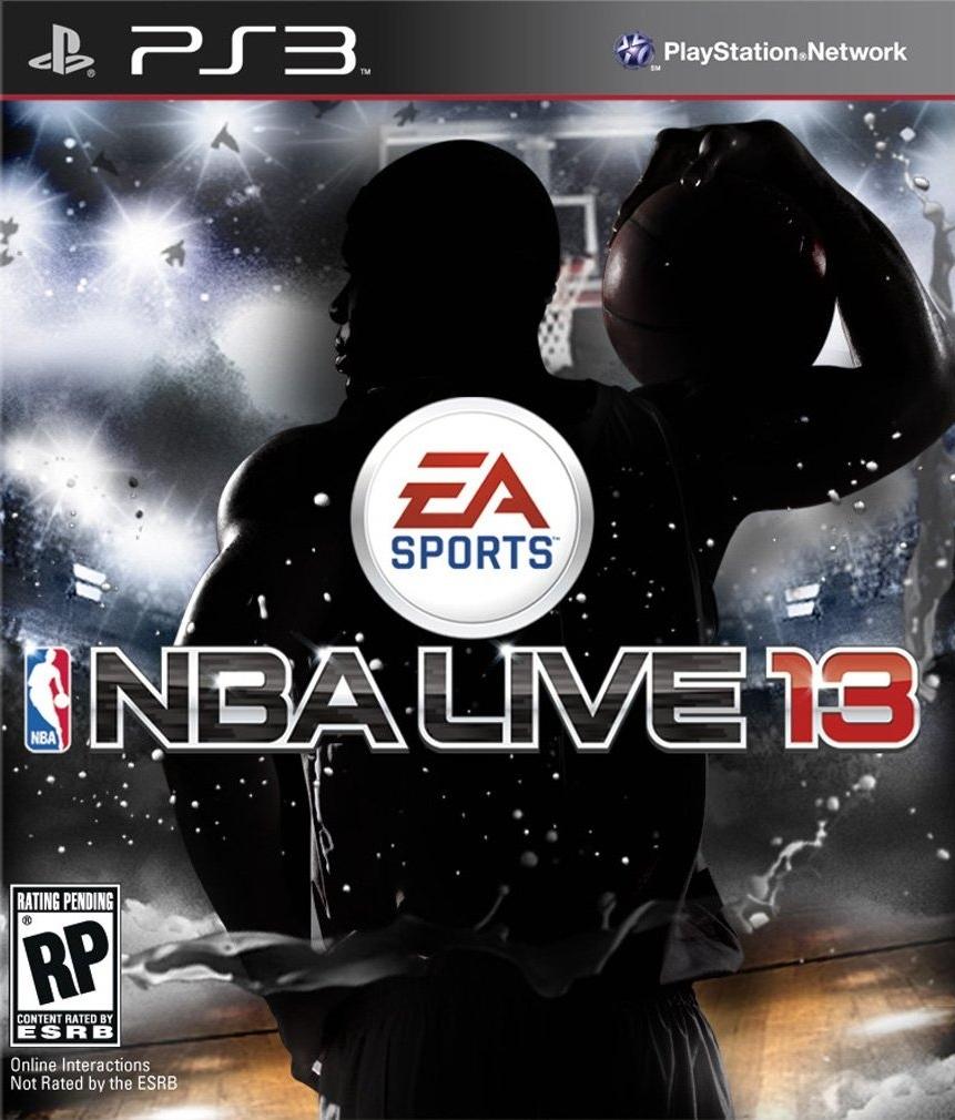NBA Live 13 odhaluje obal 61357