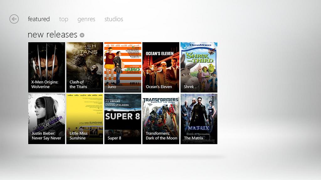 Jak vypadá Xbox Live na Windows 8? 61364