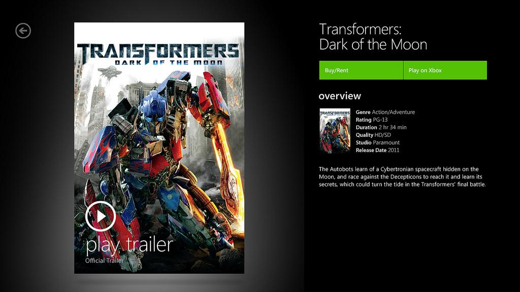 Jak vypadá Xbox Live na Windows 8? 61365
