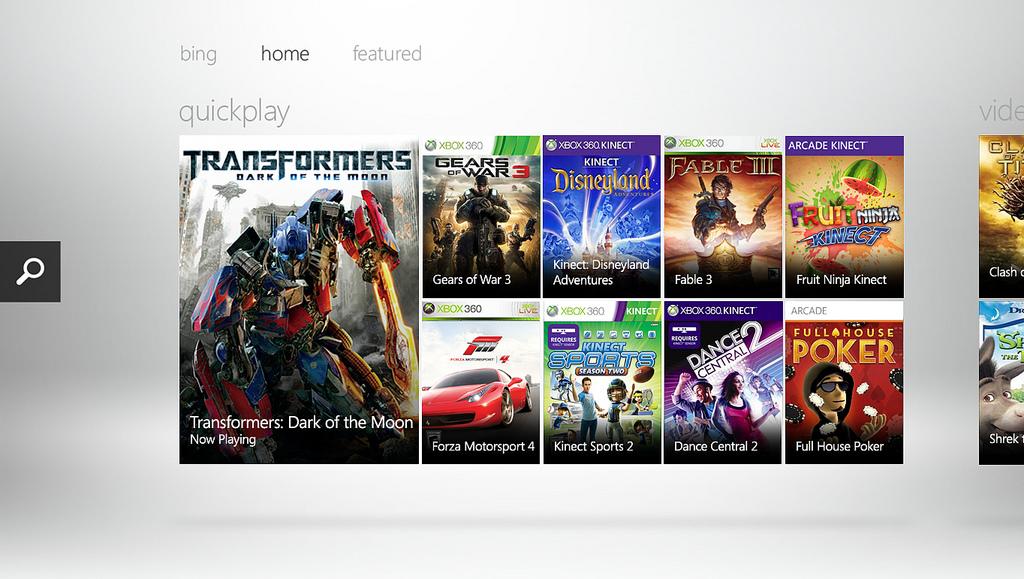 Jak vypadá Xbox Live na Windows 8? 61369