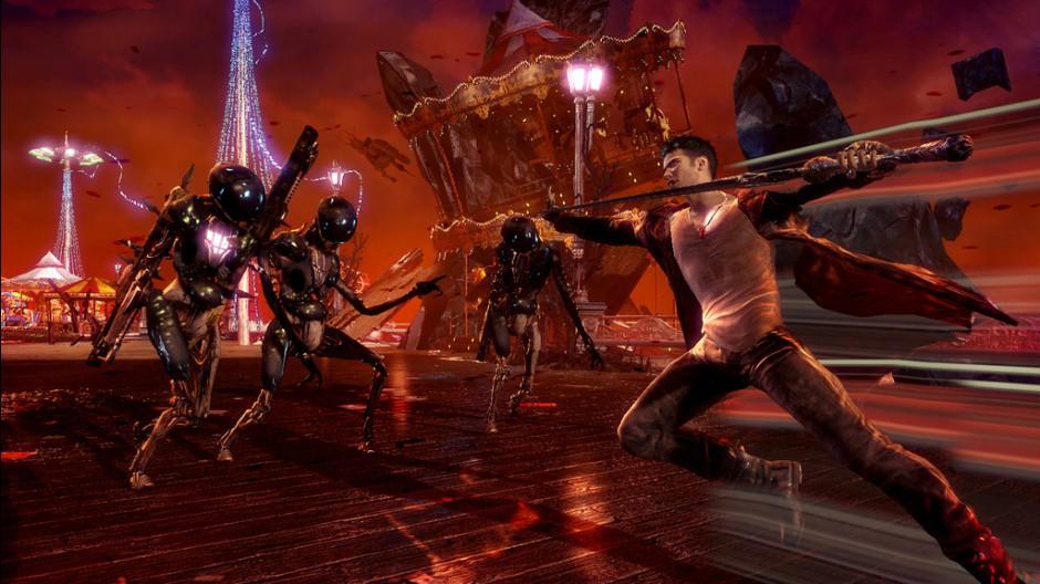 Devil May Cry v čerstvé galerii 61378