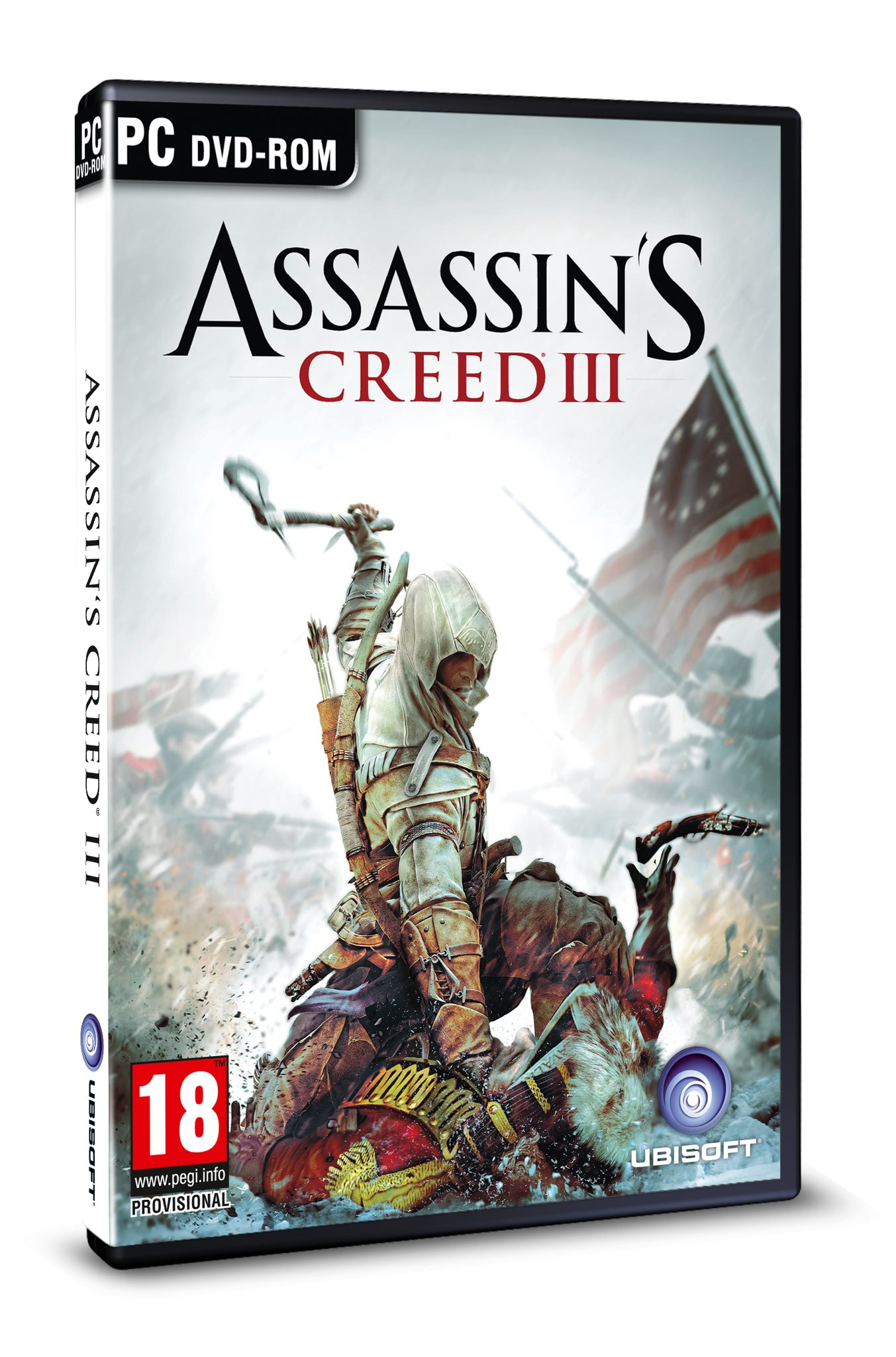 Assassin's Creed 3 oficiálně odhalen 61384