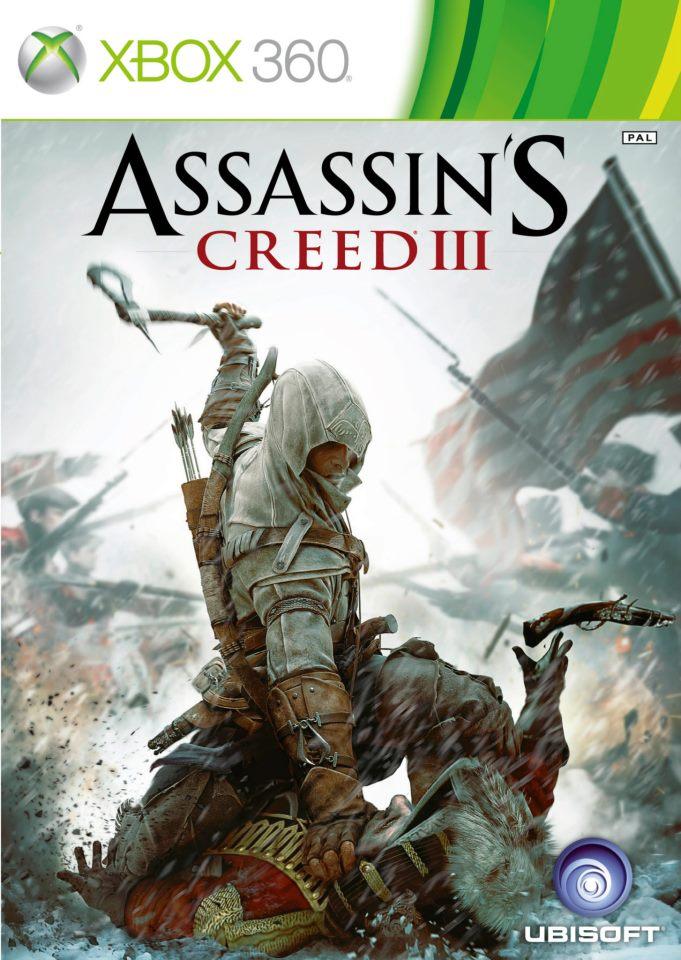 Assassin's Creed 3 oficiálně odhalen 61386