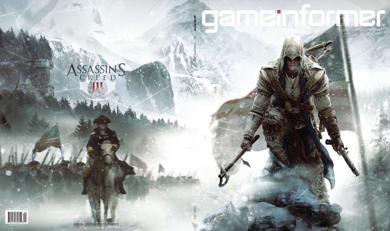 Assassin's Creed 3 oficiálně odhalen 61393