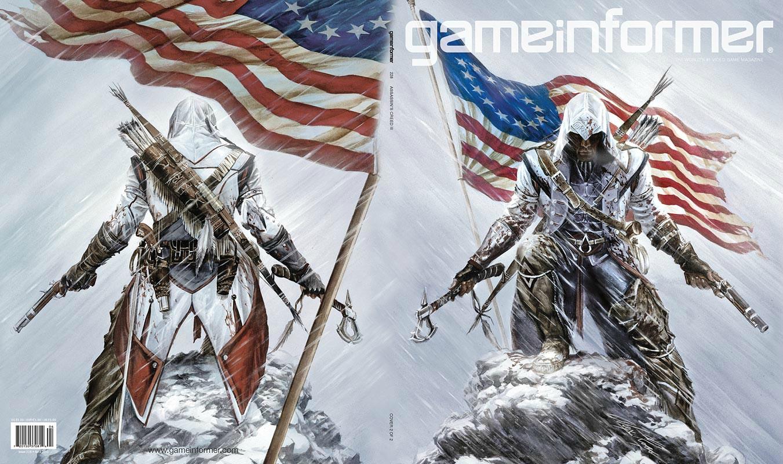 Assassin's Creed 3 oficiálně odhalen 61395
