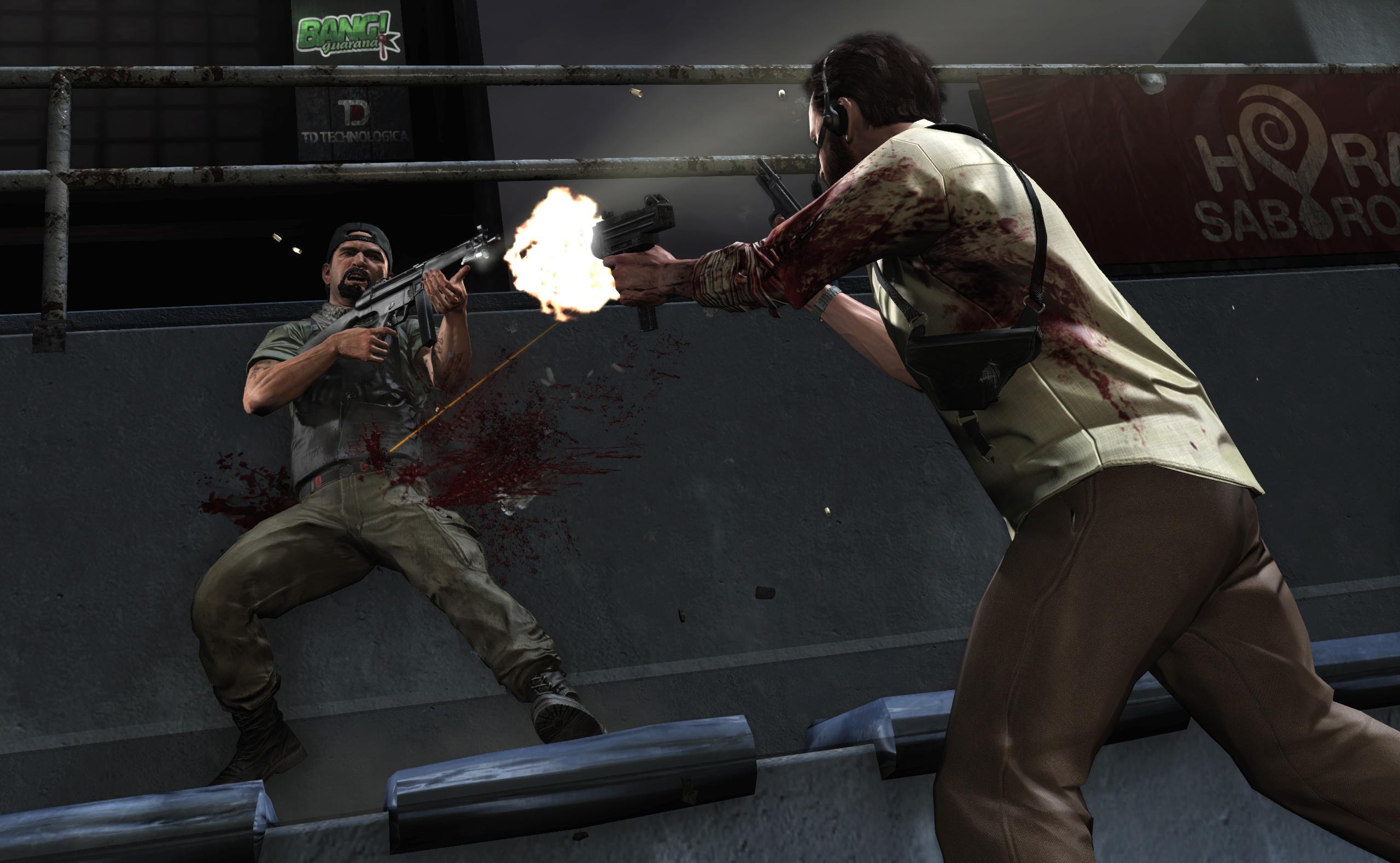 Max Payne 3 – Max bude krvácet, dokazují nové obrázky 61409