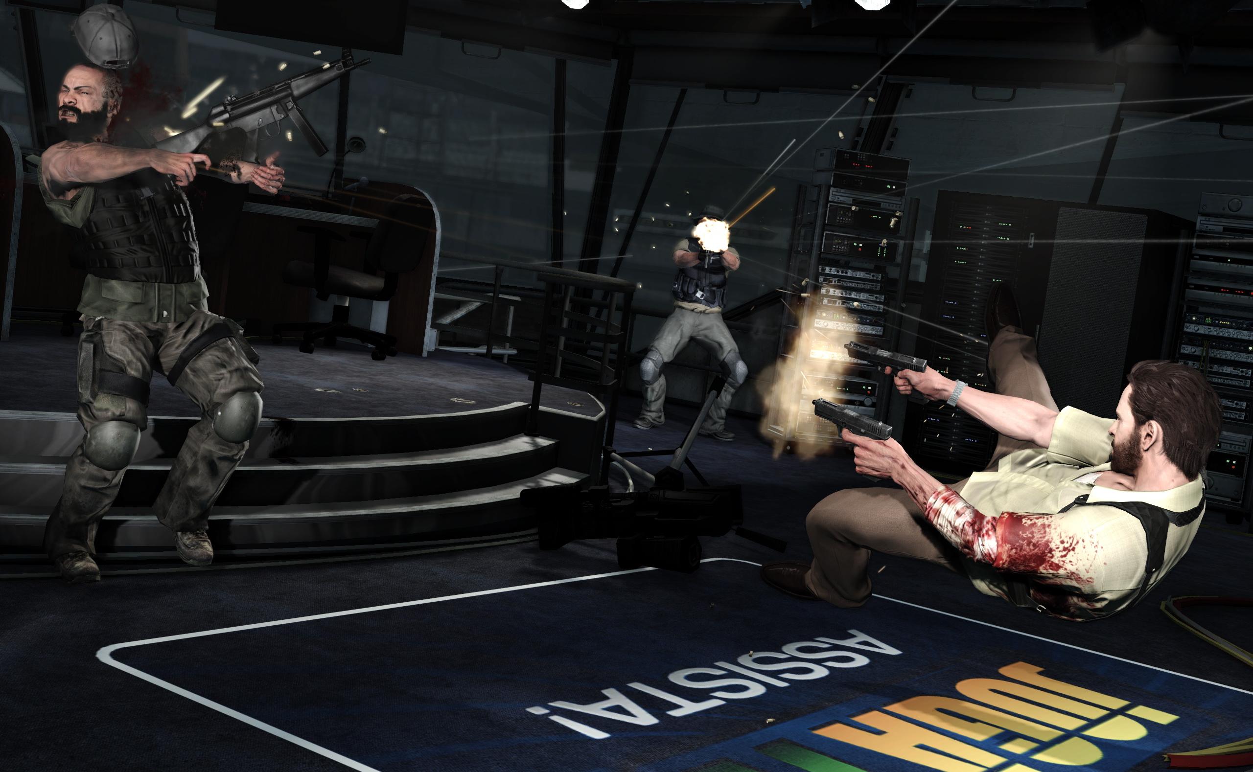 Max Payne 3 – Max bude krvácet, dokazují nové obrázky 61414