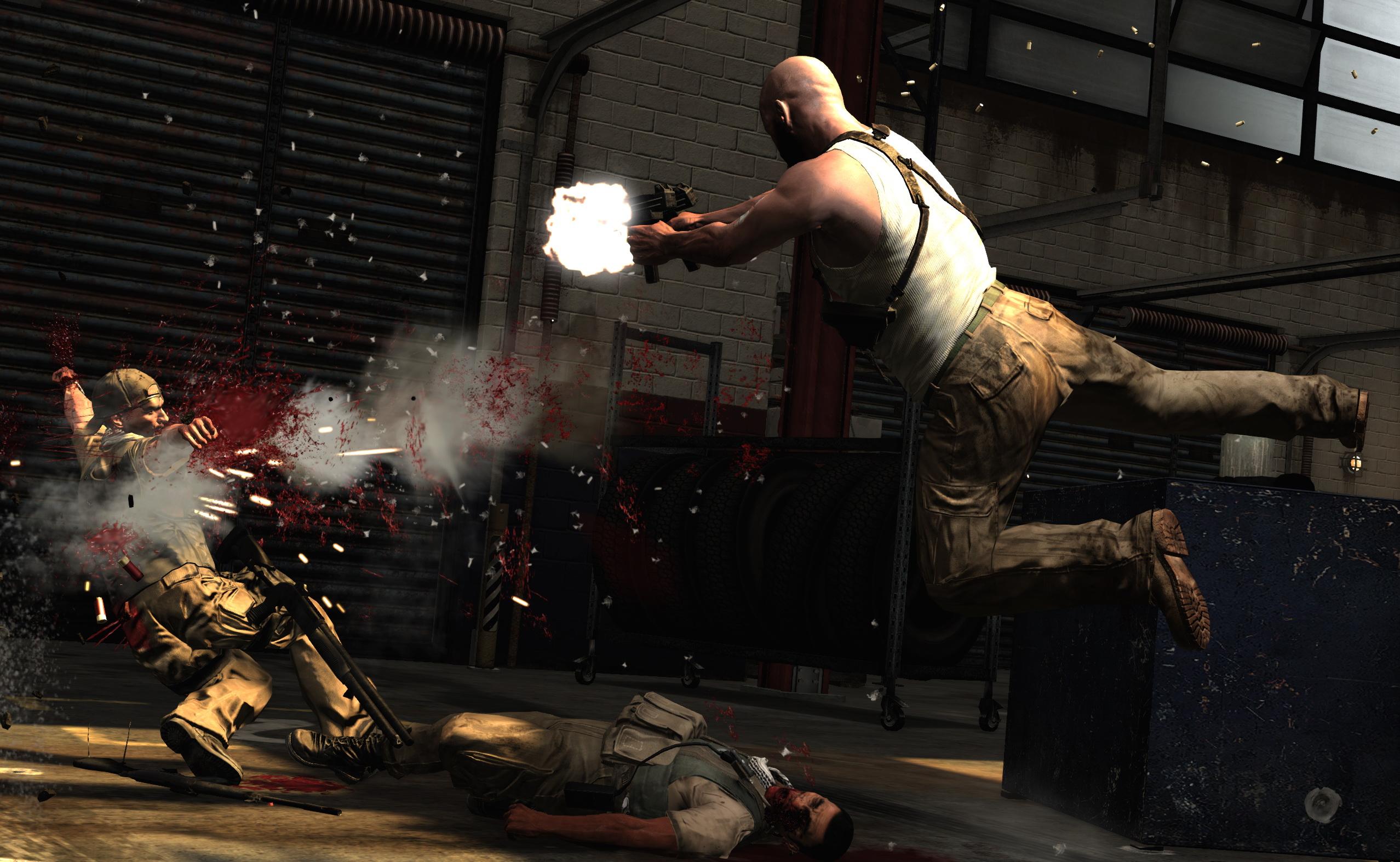 Max Payne 3 – Max bude krvácet, dokazují nové obrázky 61417