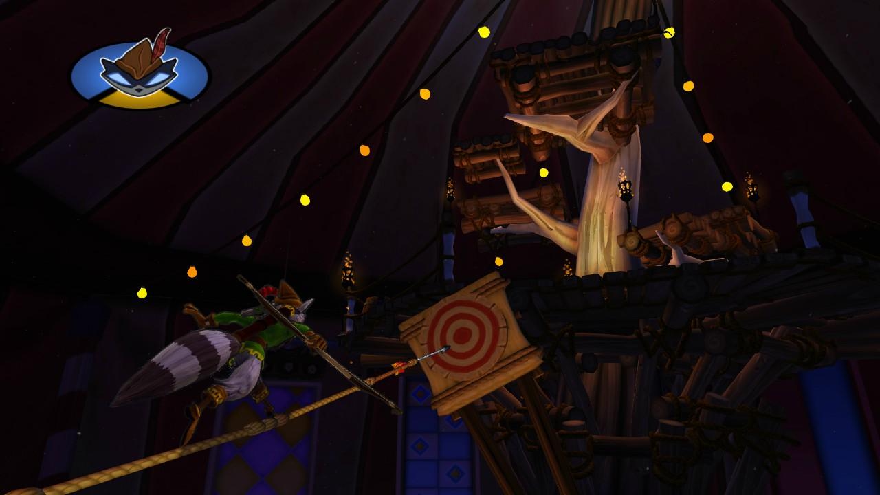 Mýval Sly Cooper se vrací v čerstvé galerii 61432