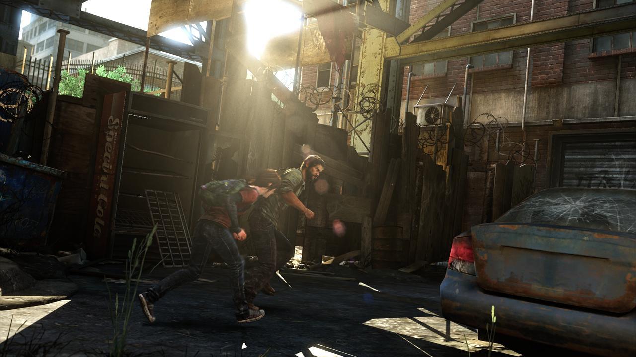 The Last of Us v čerstvých screenshotech 61440