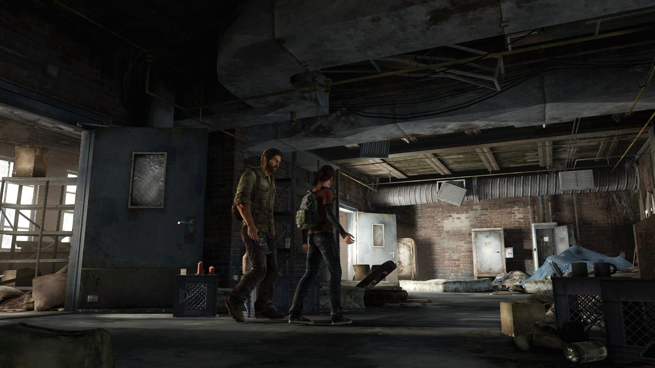 The Last of Us v čerstvých screenshotech 61443