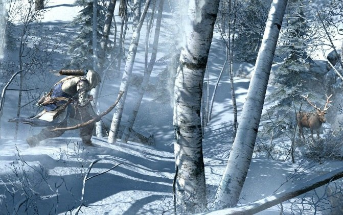 Assassin's Creed III - evoluce ve víru revoluce 61461