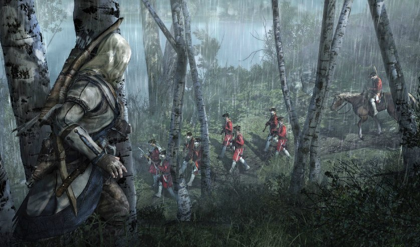 Assassin's Creed III - evoluce ve víru revoluce 61463