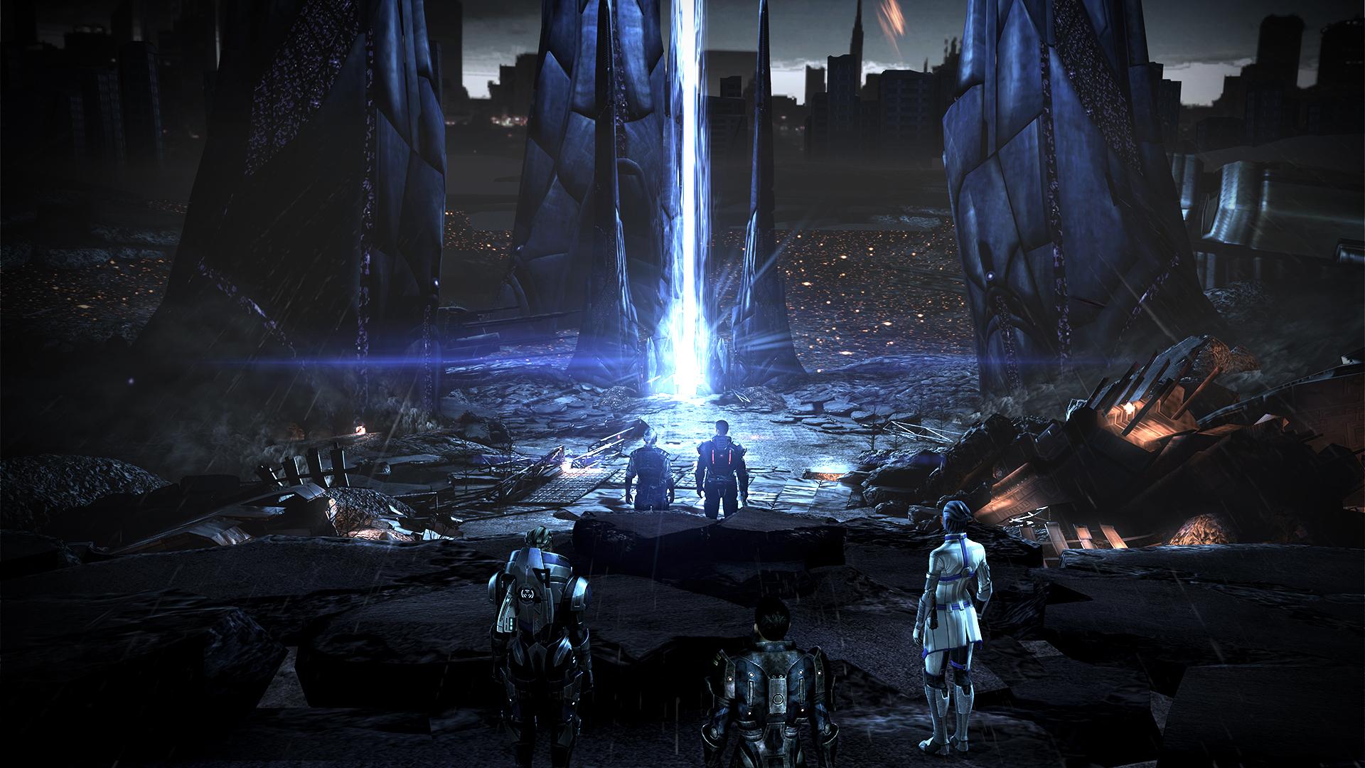 Startovní trailer k Mass Effectu 3 61465