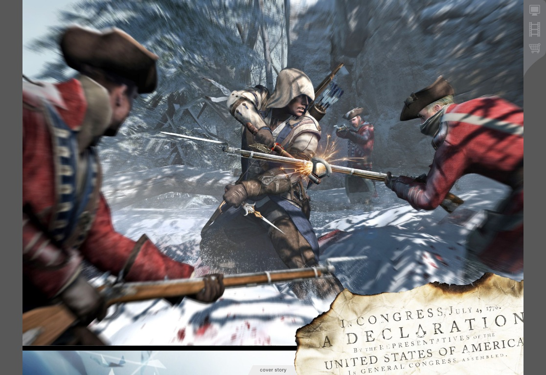 Assassin's Creed III - evoluce ve víru revoluce 61466