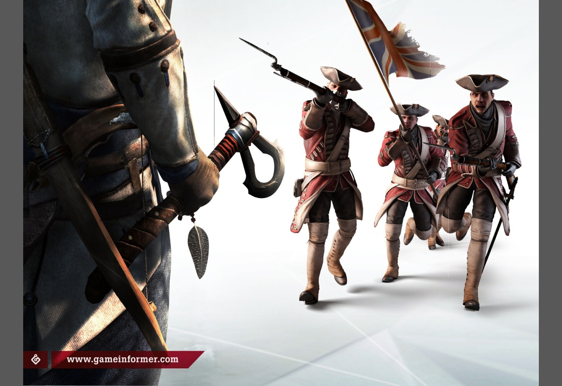 Assassin's Creed III - evoluce ve víru revoluce 61467
