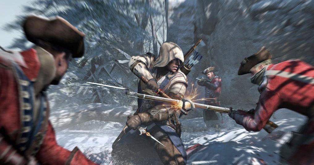 Nové informace o Assassin's Creed 3 61472